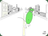 Поллитровая мышь