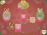 Принцессы Диснея - Карты