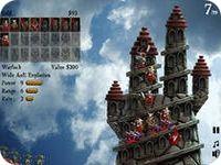 Защита башни от рыцарей