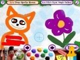 Волшебная рисовалка