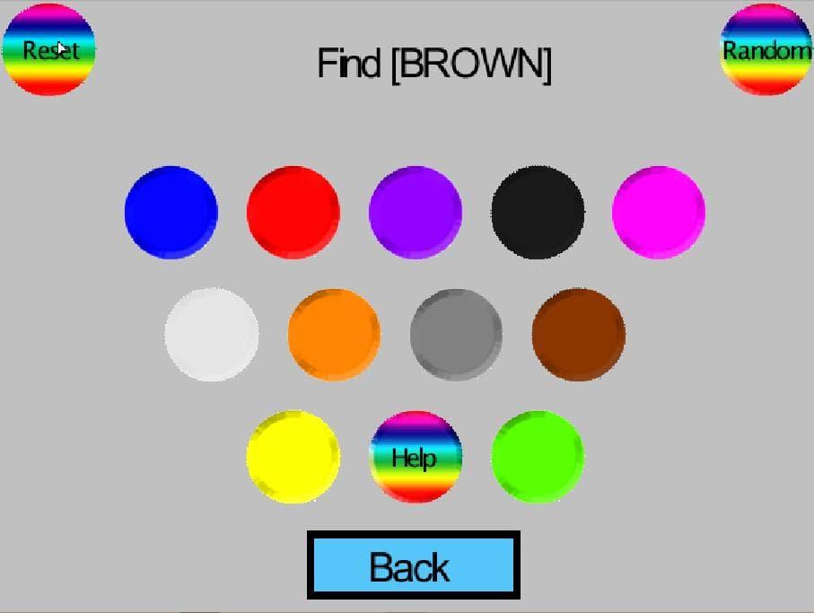 Ищем цвета