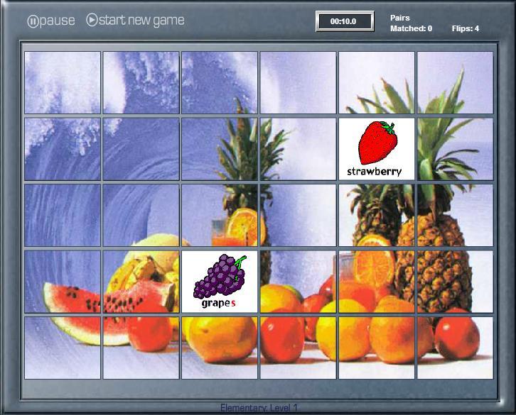 Овощи и фрукты на память