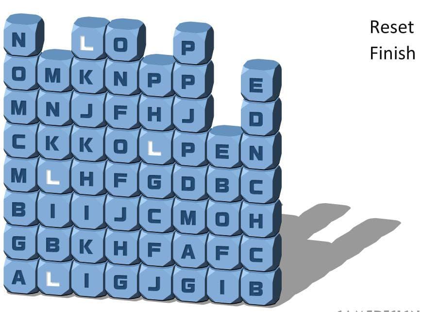 Выбивай буквы