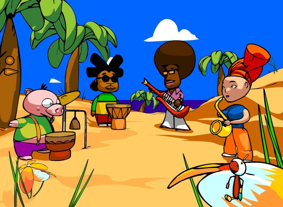 Африканские музыканты