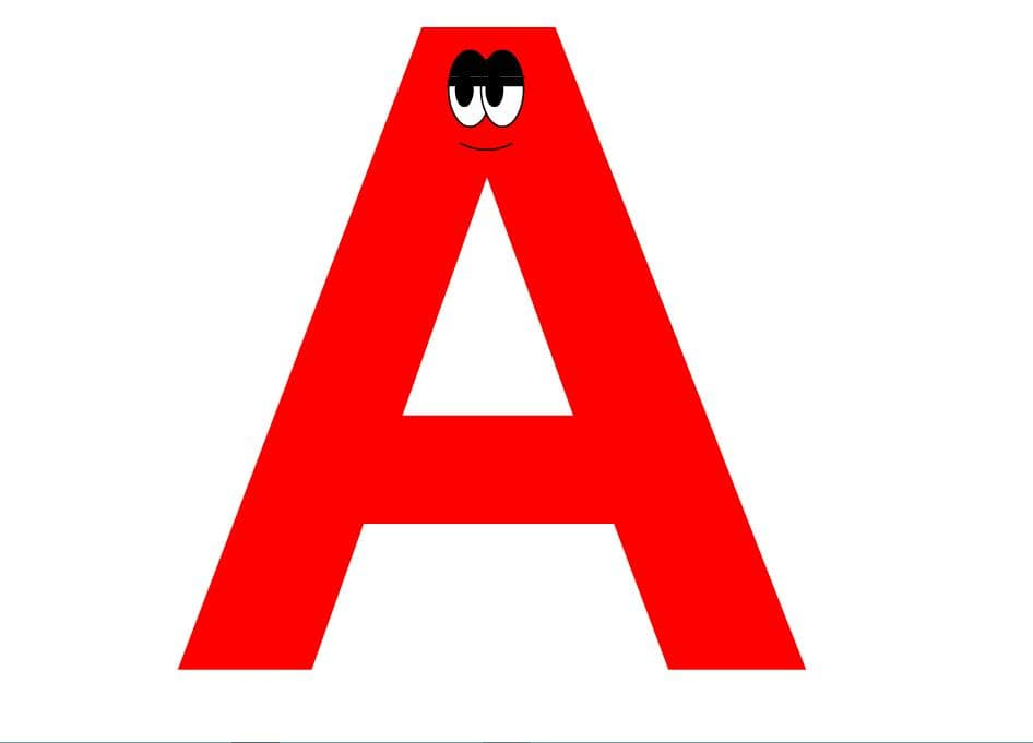 Алфавит звуки
