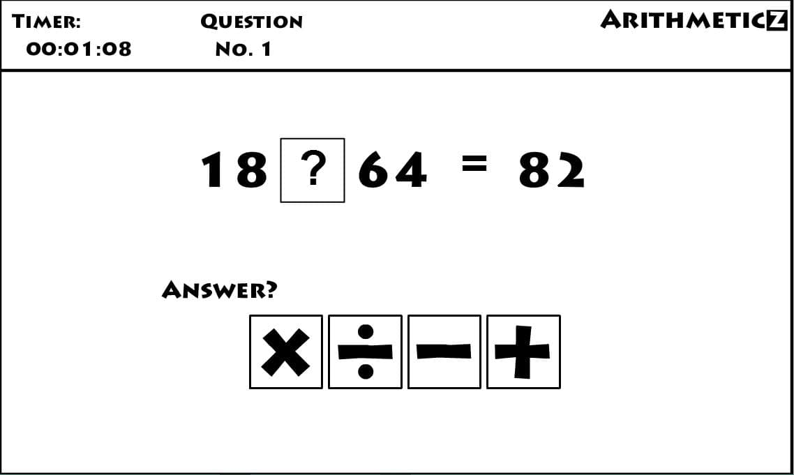 Арифметика на время