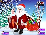 Стильный Дед Мороз