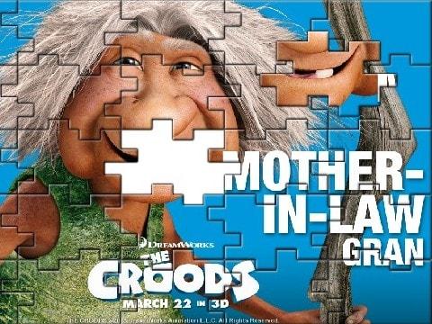 Головоломка Бабушка Крудс