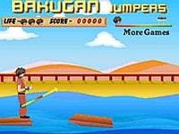 Бакуган водная стихия