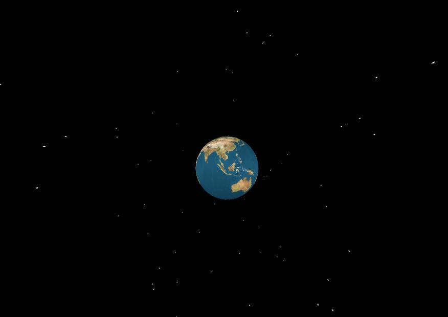 Дотронься до планеты
