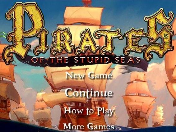 Пираты синих морей