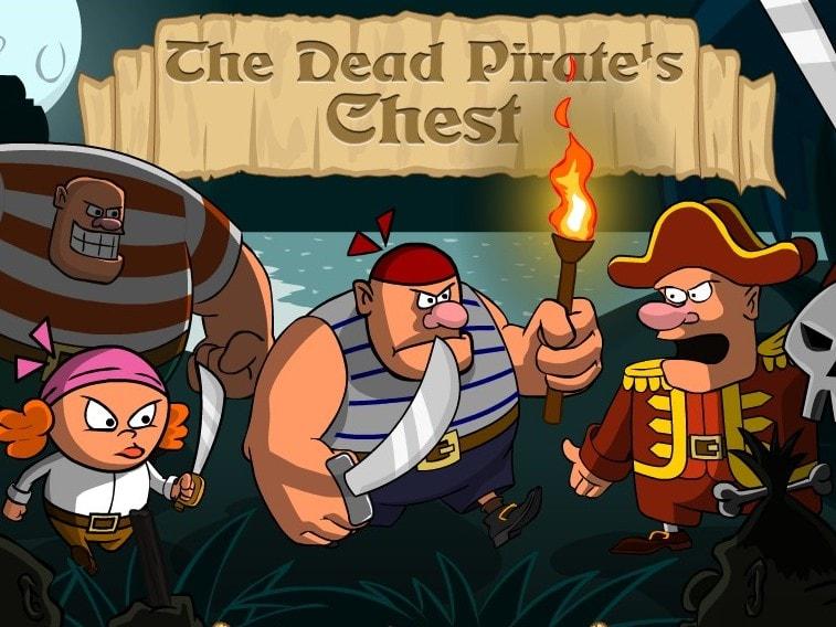 Мертвый Пират