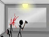 Человечки-палочки Штрафной удар 2