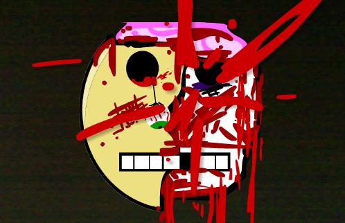 Убей смайла