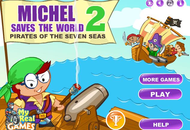 Миша Спасает Мир 2