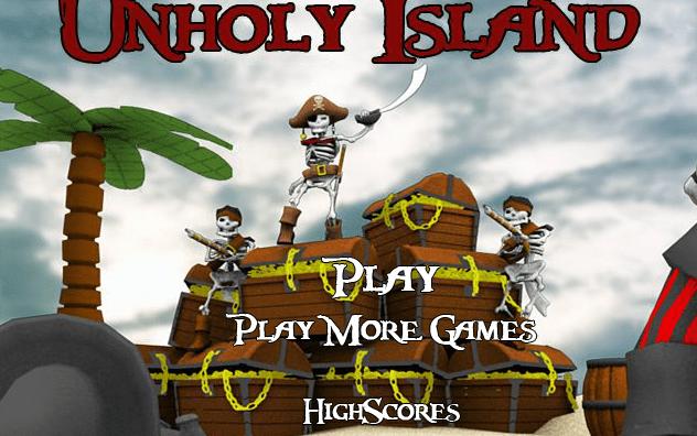 Нечестивый Остров