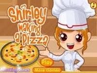 Готовим пиццу Шерли