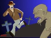 Индиана Джонс против зомби