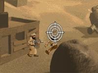 Пустынный террор