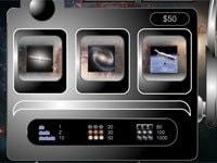 Космический игровой автомат