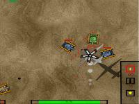Побег из пустыни