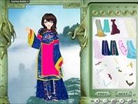 Древняя китайская фея