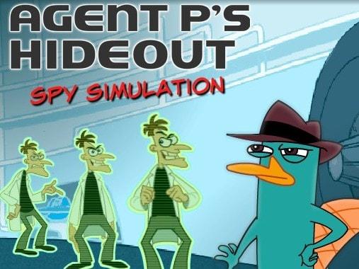 Укрытие агента Пи