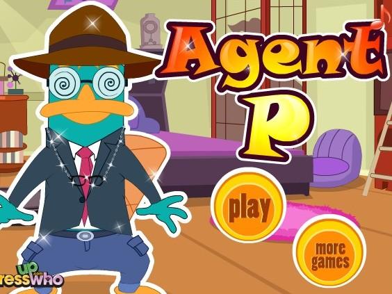 Гламурный агент Пи