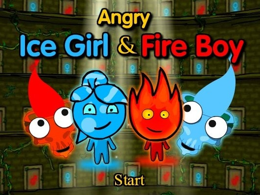 Сердитые Огонь и Вода