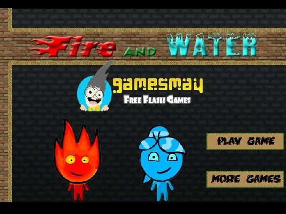 Новые приключения Огонь и Вода