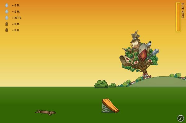 Полет хомяков
