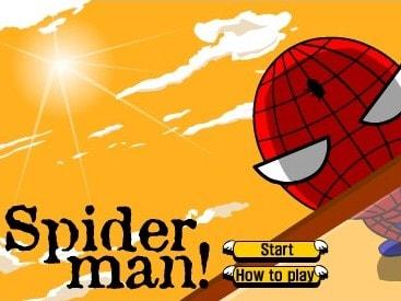 Потренировать Человека Паука