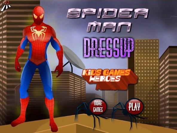 Новый прикид Человека Паука