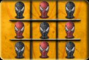 Человек Паук: крестики-нолики