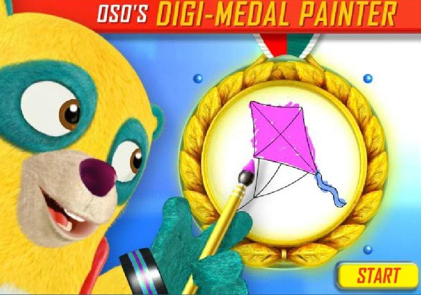 Медаль для художника спецагента Осо