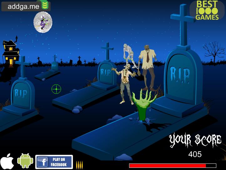 Идущие зомби