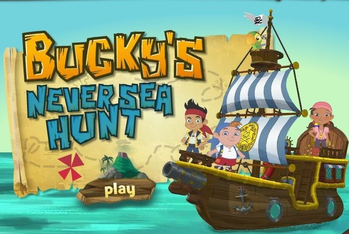 Джек и морские охотники на золото