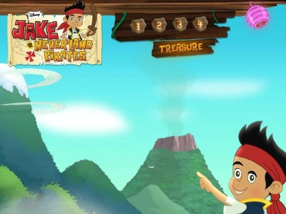 Онлайн приключения Джека и пиратов