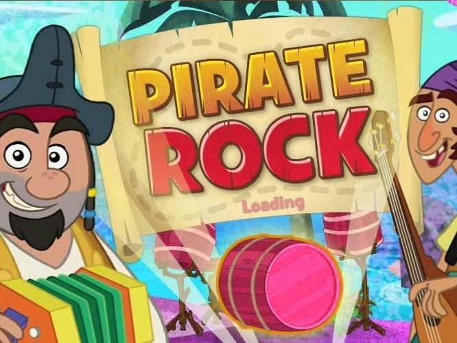 Пиратский Рок остров
