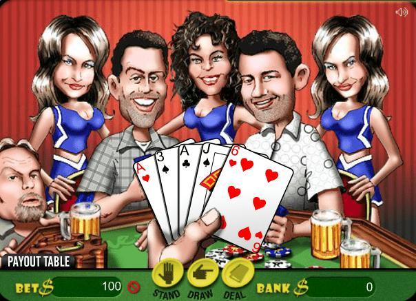 М-Покер