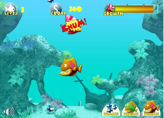 Рассказ рыбы