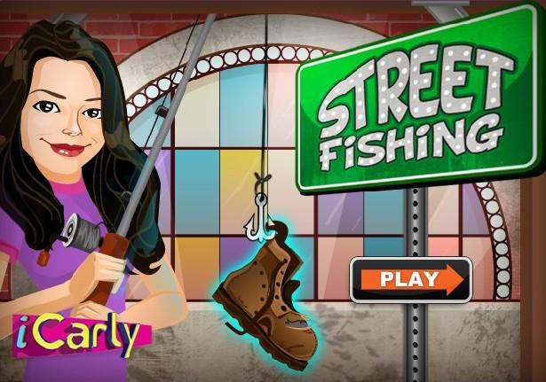 Ай Карли на рыбалке