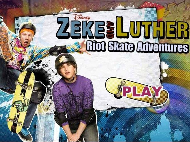 Приключения и беспорядки на скейтборде