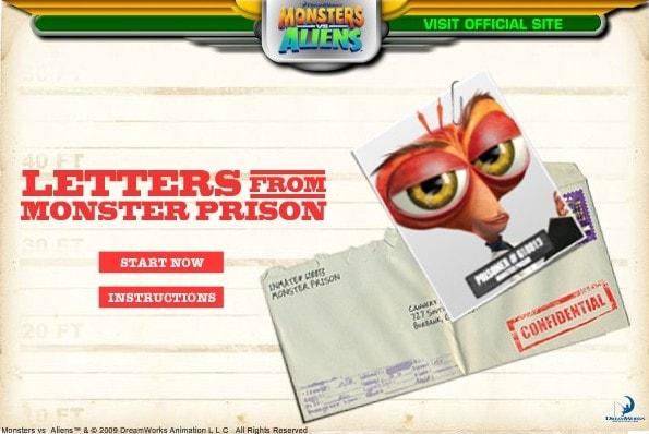 Письма из тюрьмы от монстров