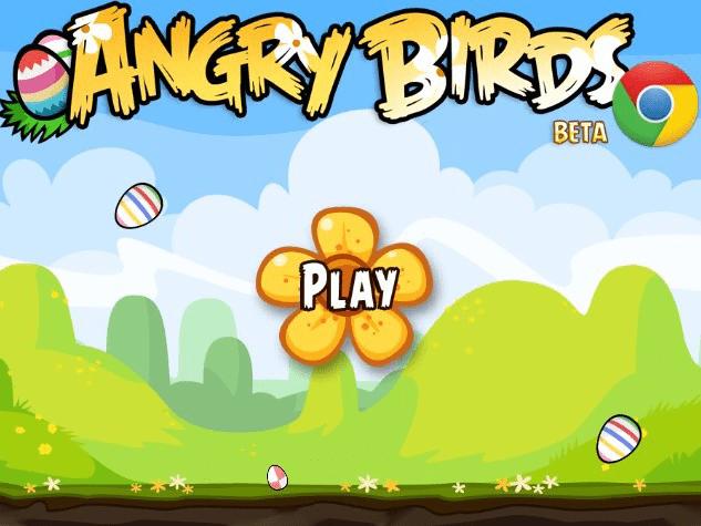 Злые птицы и Пасхальные Яйца