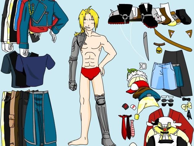 Супер наряды Наруто