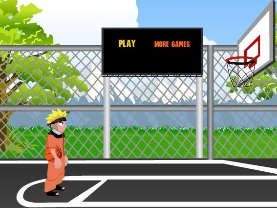 Наруто баскетбол