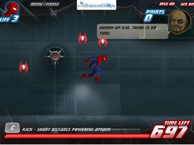 Человек-паук Атака Зодиака