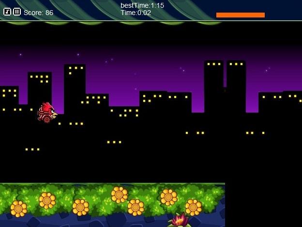 Angry Birds Ракетно 2