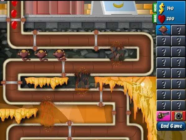 Bloons Tower Defense 4 Расширение